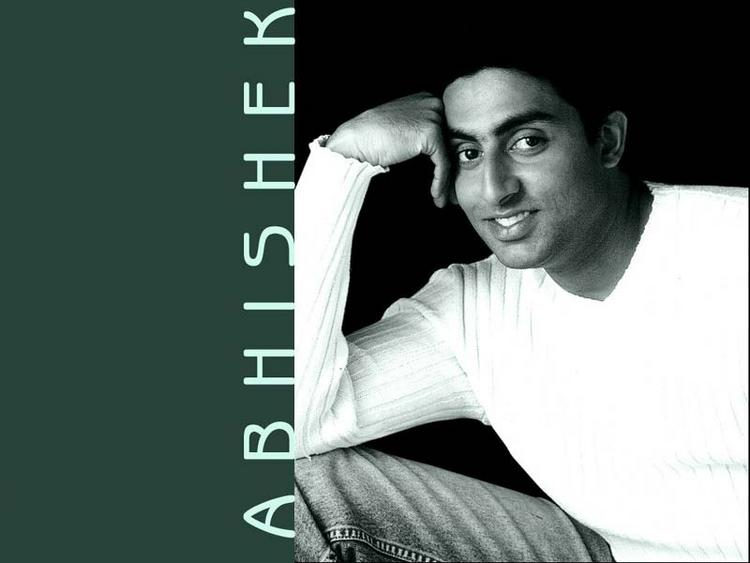 Abhishek Bachchan cutest wallpaper