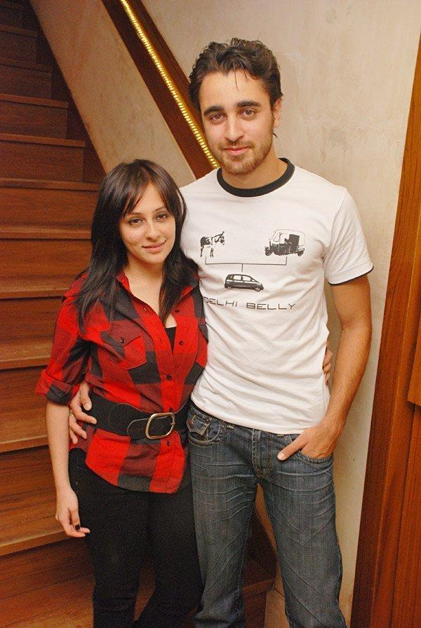 Imran Khan and Avantika Malik beauty still
