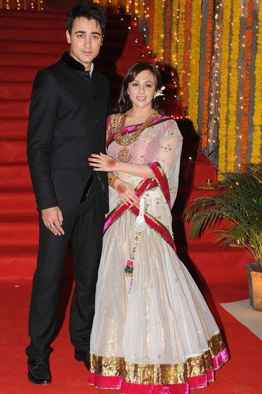 Imran Khan and Avantika Wedding Photos