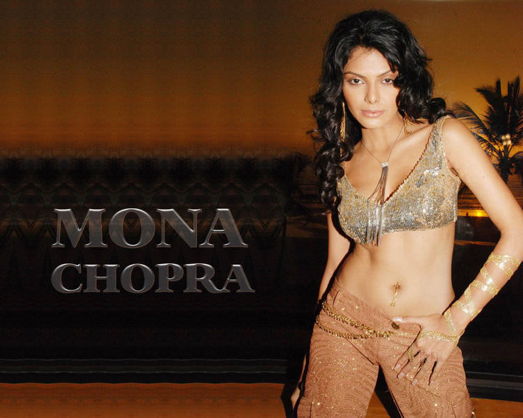Mona Chopra hottest wallpaper