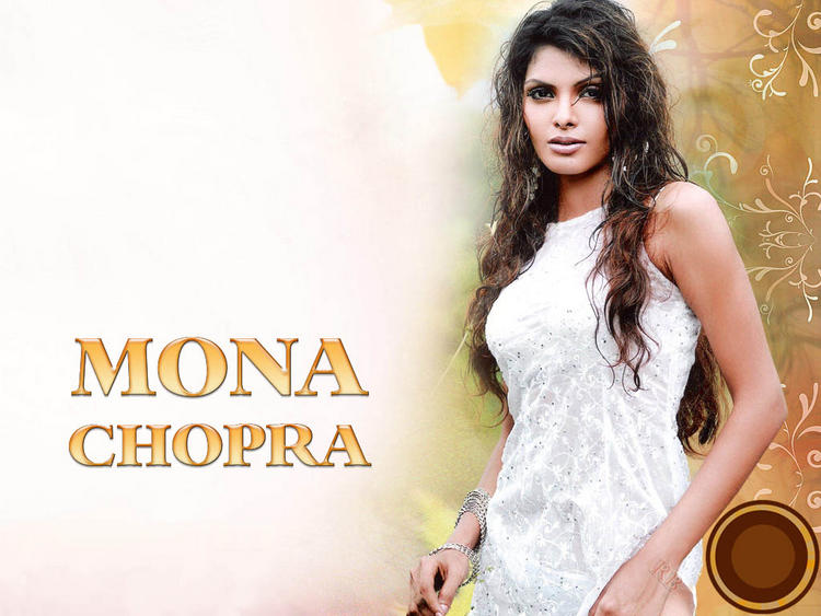 Sexiest Mona Chopra wallpaper
