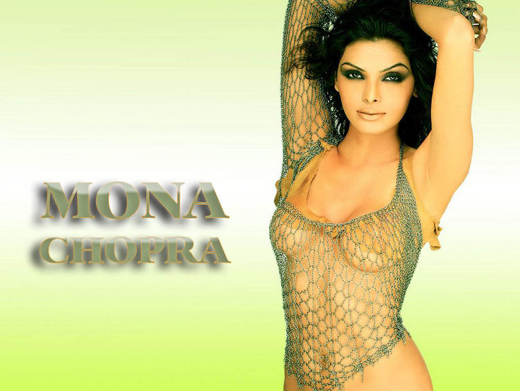 Mona Chopra latest spicy wallpaper