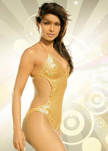 Priyanka Chopra bikini dress glamour photo