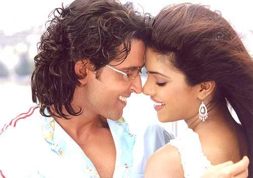 Hritik roshan and priyanka chopra photo in Agneepath