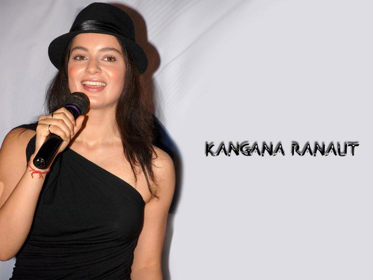 Kangana Ranaut Cute hot look wallpaper