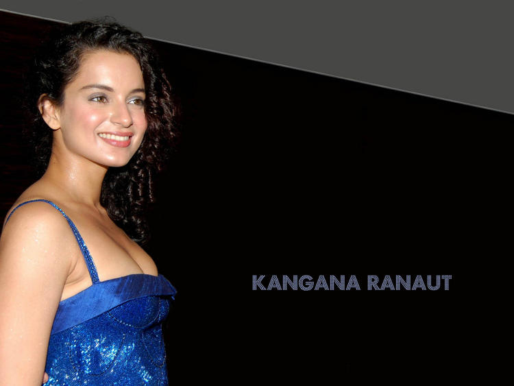 Sizzling Kangana Ranaut Wallpapers