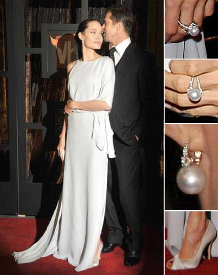 Angelina jolie jewelry line for general public