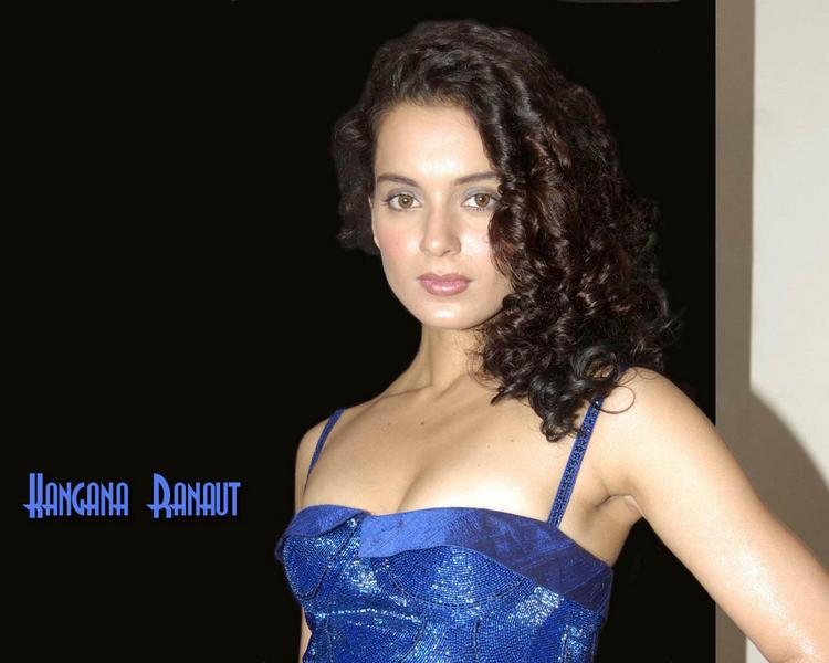 Kangana Ranaut very hot look