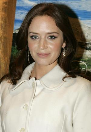 British actress emily blunt images