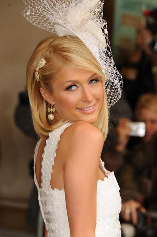 Paris Hilton saves clothes