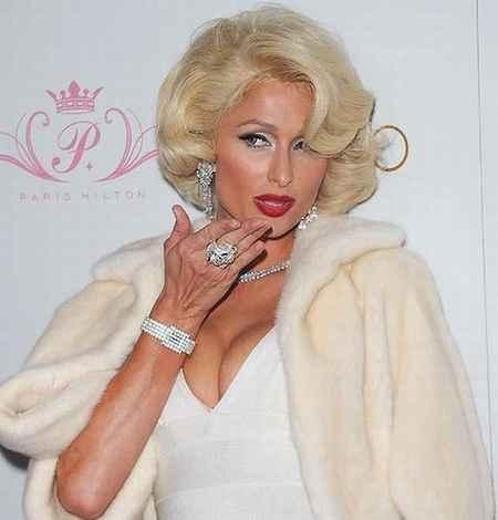 Paris Hilton sexy ans spicy wallapper