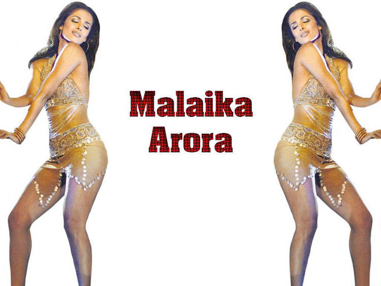 Malaika Arora wallpaper of double pic
