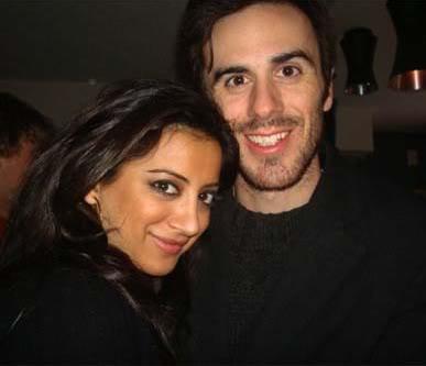 Noureen Dewulf boyfriend Ryan Miller photo