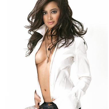 Noureen DeWulf opening dress hot photo