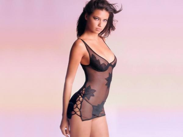 Adriana Lima Hottest Body Show Shocking wallpaper