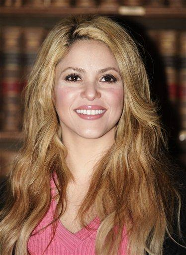 Shakira beauty smile latest pics