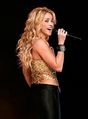 Shakira Live Performance at Madison Square Garden