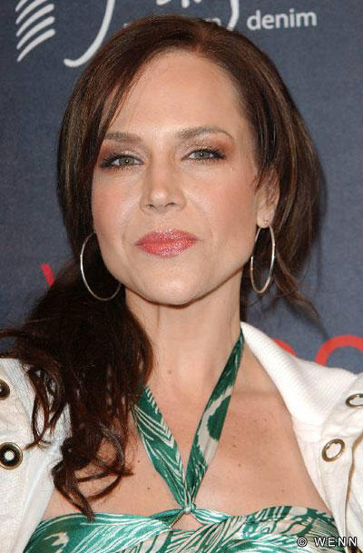 Julie benz close up photo