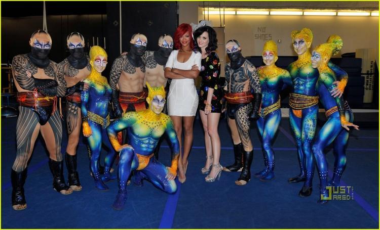 Katy Perry Vegas Bachelorette Party with Rihanna