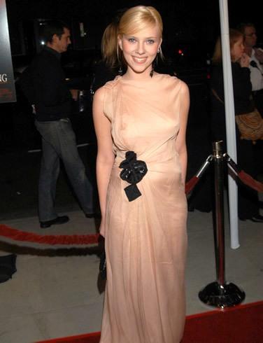 Scarlett Johansson amazing dress public photo
