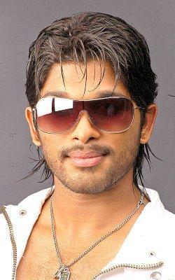 Allu Arjun sexy pics wearing goggles