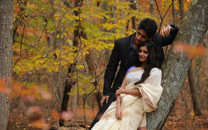 Naga Chaitanya and Samantha in Ye Maya Chesave