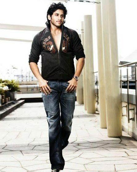 Naga Chaitanya looking very handsome