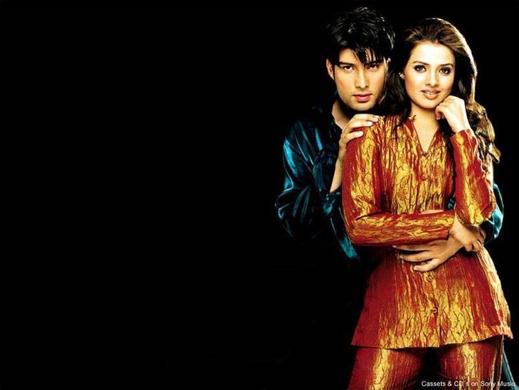 Kapil Jhaveri and Saloni Aswani glamour photo