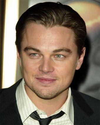 Leonardo DiCaprio sweet smile pic