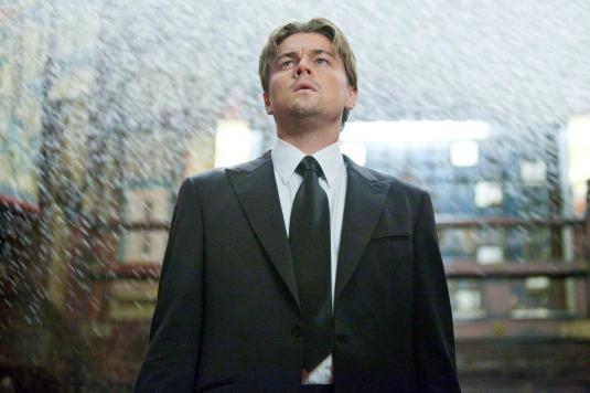 Leonardo DiCaprio latest film pics