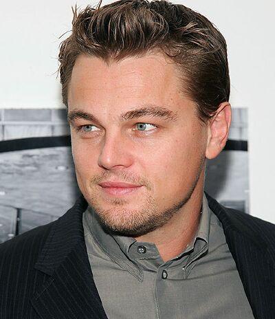 Leonardo DiCaprio beauty still