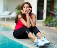 Eva Mendes cute photo shoot