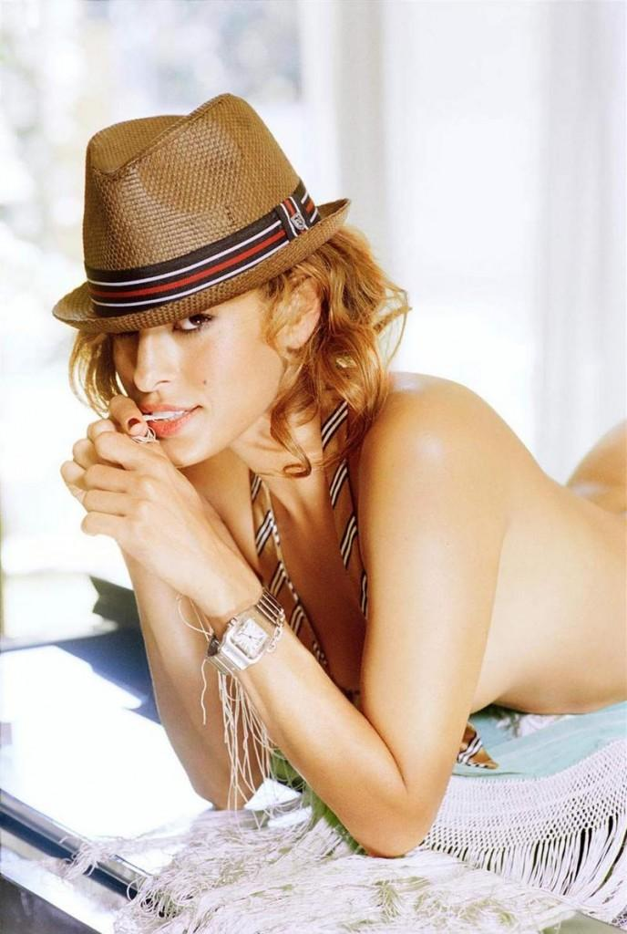 Eva Mendes nude photo shoot