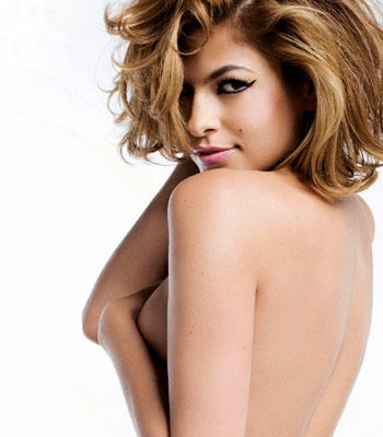 Eva Mendes latest hot nude still