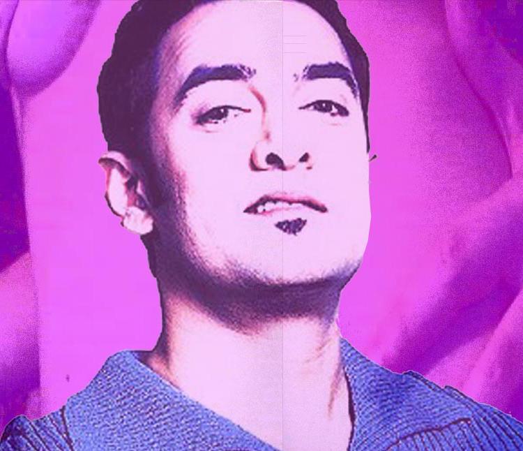Aamir Khan cute face wallpaper