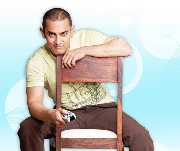 Aamir Khan ghajini hair style wallpaper