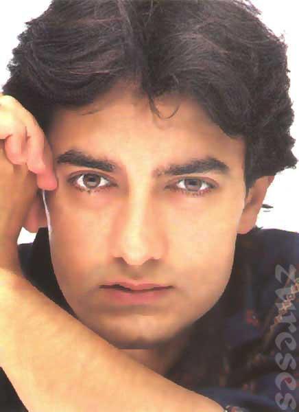 Aamir Khan awesome look wallpaper