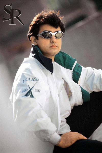 Aamir Khan beautiful look wallpaper