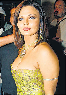 Rakhi Sawant open boob exclusive photo