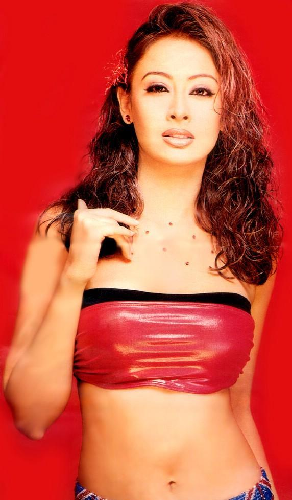 Preeti Jhangiani glamour wallpaper