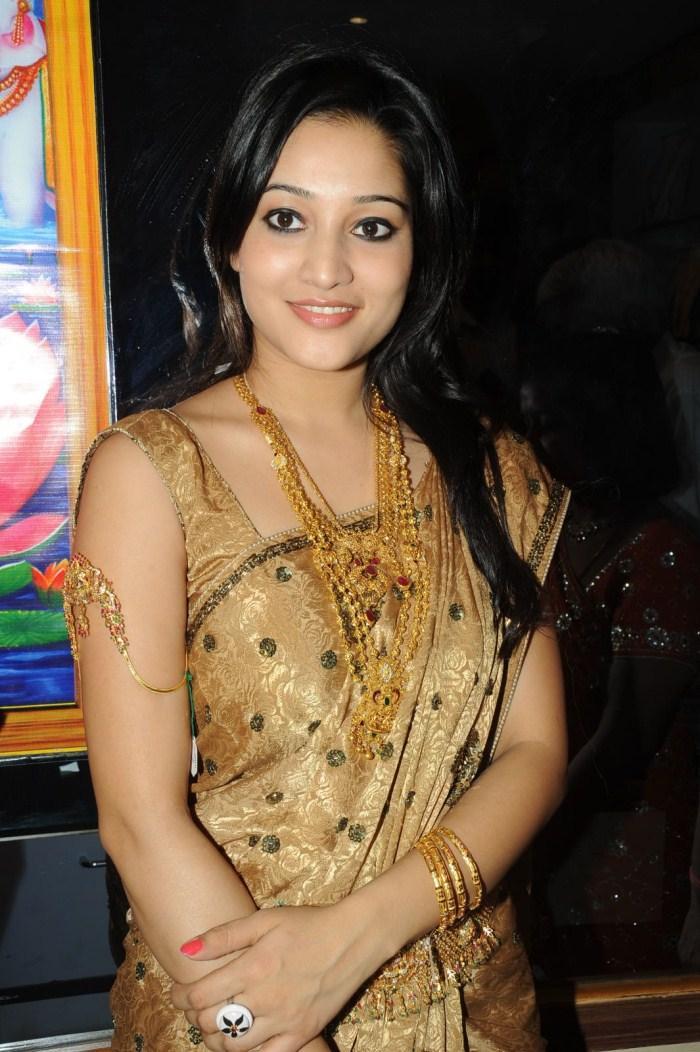 Ritu Barmecha saree stills