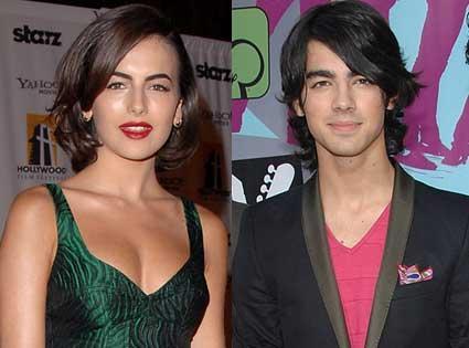 Joe jonas and dating camilla belle