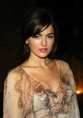 Camilla Belle glamour photo