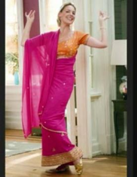 Hottest katherine heigl in saree