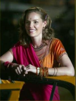 katherine heigl in traditional indian look
