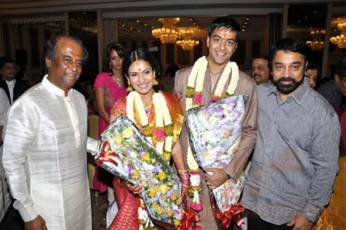 Soundarya Rajnikanth wedding