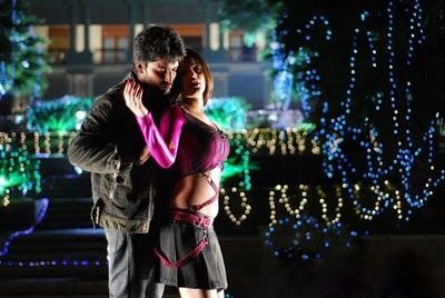 Sneha Ullal in Ala Modalaindi movie