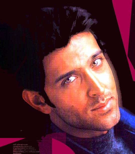 Hrithik Roshan gorgeous face wallpaper