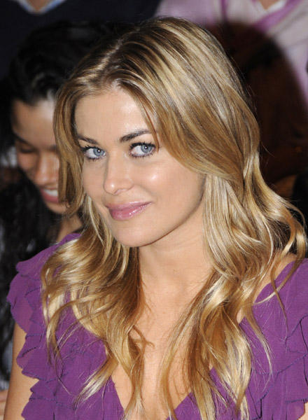 Carmen Electra cute face picture