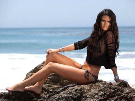 kendall jenner photo shoot on the beach